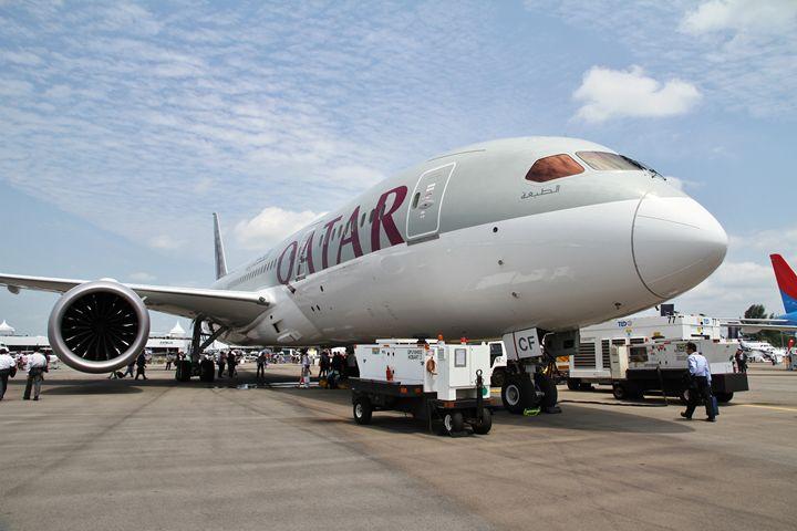 Qatar Boeing 787 Dreamliner - Alvin Wong Photography Gallery