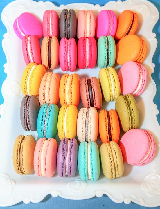 Colorful macaroons - Alvin Wong Photography Gallery