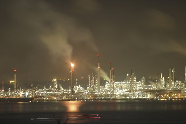 Shell Manufacturing Site on Pulau Bu - Alvin Wong Photography Gallery