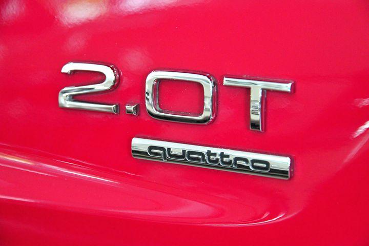 Audi A4 2.0 TFSI Quattro - Alvin Wong Photography Gallery