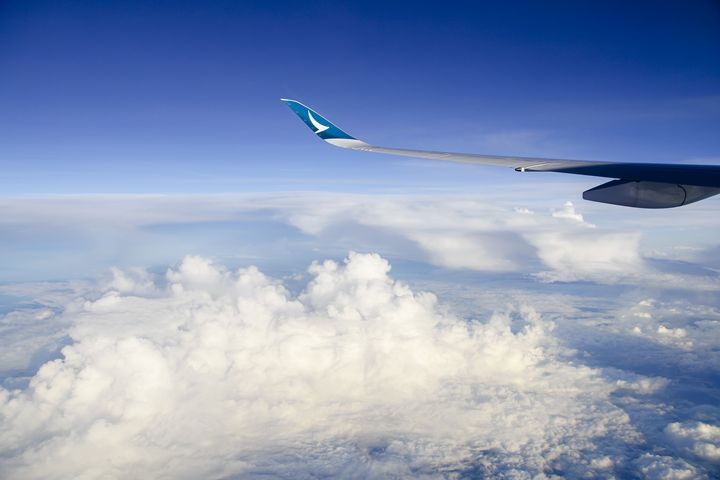 Airliner in flight - Alvin Wong Photography Corner