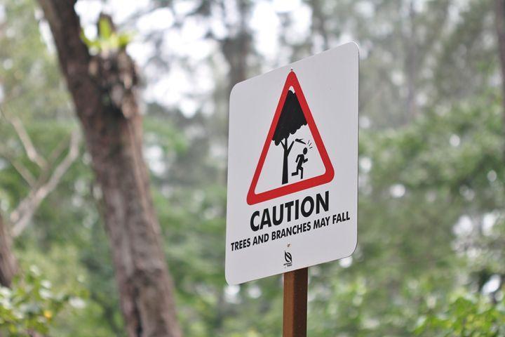 Caution Sign - Alvin Wong Photography Gallery