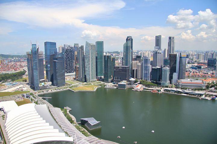 Singapore Skyline - Alvin Wong Photography Gallery