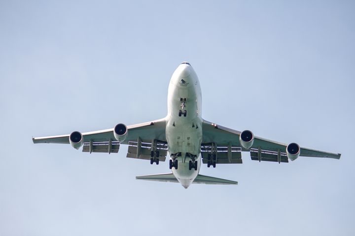 Boeing 747-400F - Alvin Wong Photography Gallery