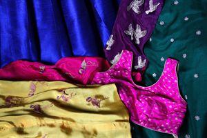 Indian designer apparel