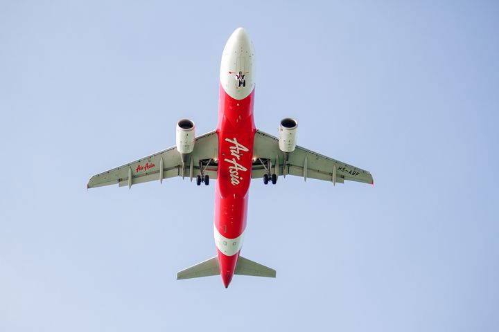 Air Asia Airbus A320 - Alvin Wong Photography Gallery