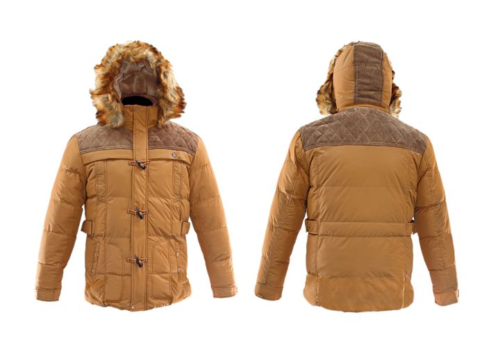 Winter jacket - Alvin Wong Photography Gallery