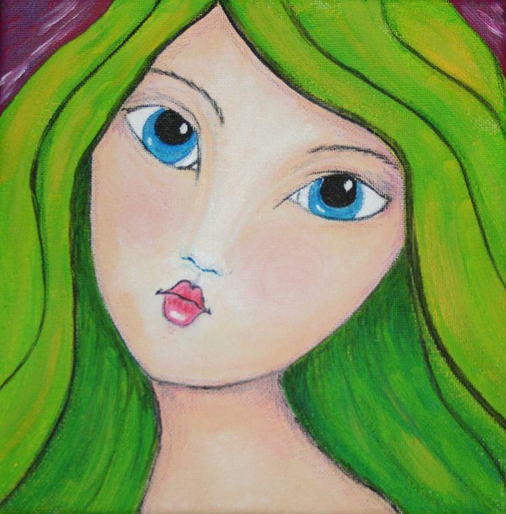 Miss Emerald Mermerry - It's My Art