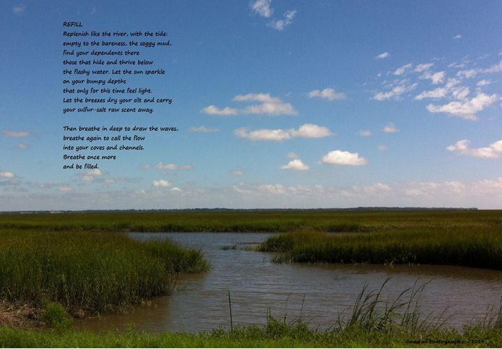 Refill - Coastal Poetography