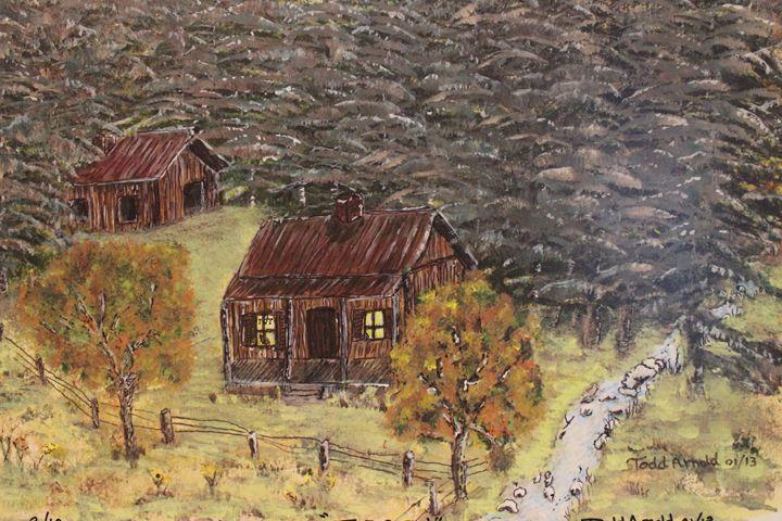 Little Cabin - J.T. Arts