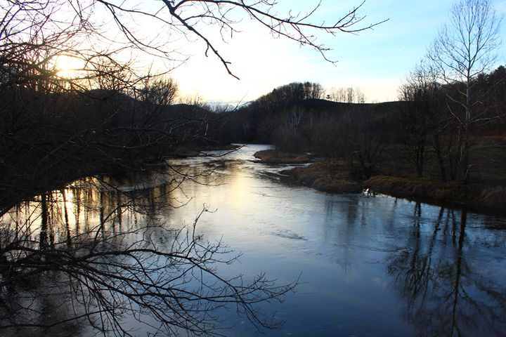 Little River Indian Vally - J.T. Arts