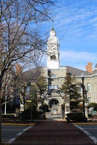 Court house Pulaski, Va