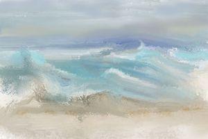 turbulence the sea