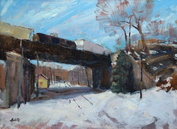 The Passage - Jason Witte Fine Art