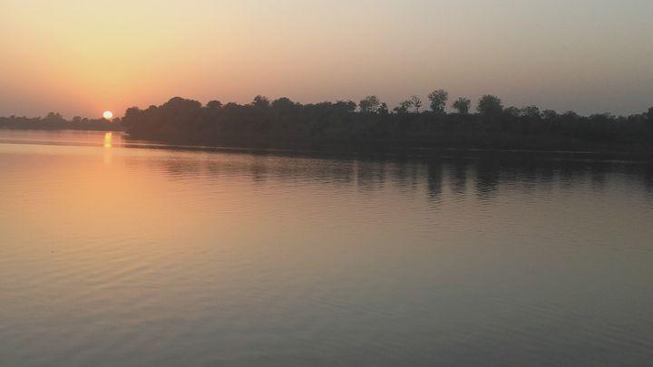 Sunset - Nandy