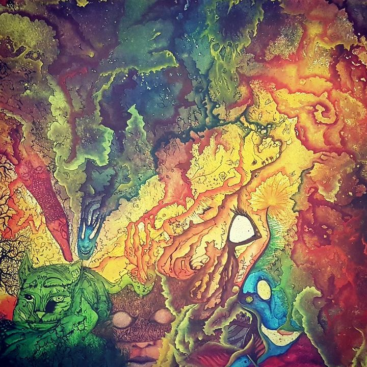 Freakin' wonderland - Esmeraldas freakin' Wonderland