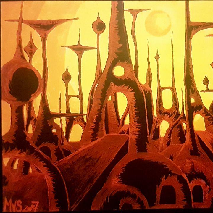 Otherland - Esmeraldas freakin' Wonderland