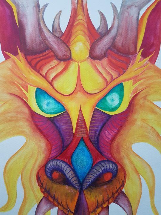Dragon - Esmeraldas freakin' Wonderland