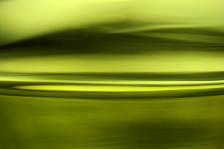 Green Glass Horizontal 2 - 50m30n3-3153