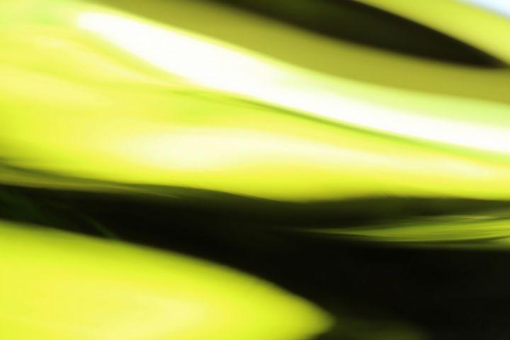 Green Glass Swoosh - 50m30n3-3153