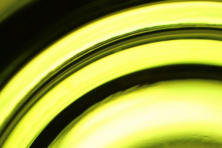 Green Rings Top Left - 50m30n3-3153