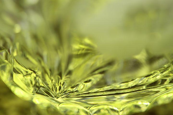Pale Green Crystal - 50m30n3-3153