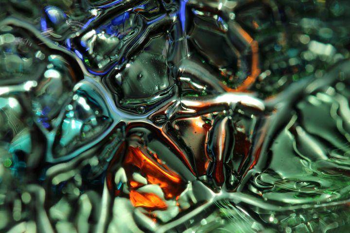 Webbed Glass 4099 - 50m30n3-3153