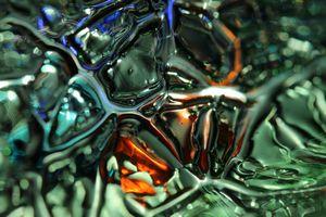 Webbed Glass 4099