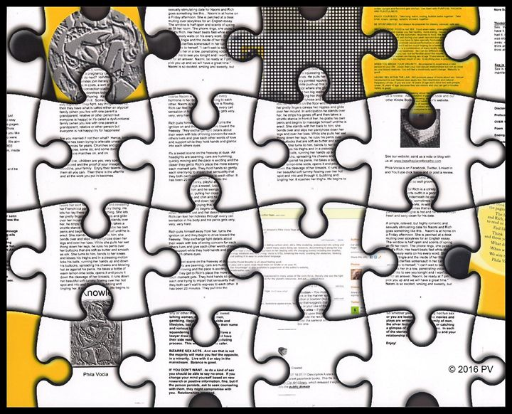 Sex Knowledge Puzzle Fun - Pictomoney