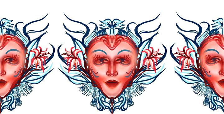 Symmetry and Stillness - Ayesha Ali
