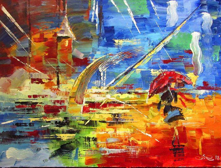Rain - Anna Kolos