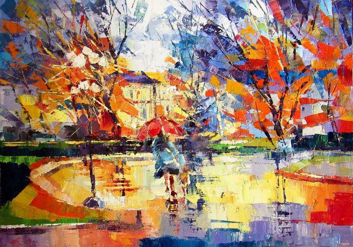 Autumn Sonata - Anna Kolos