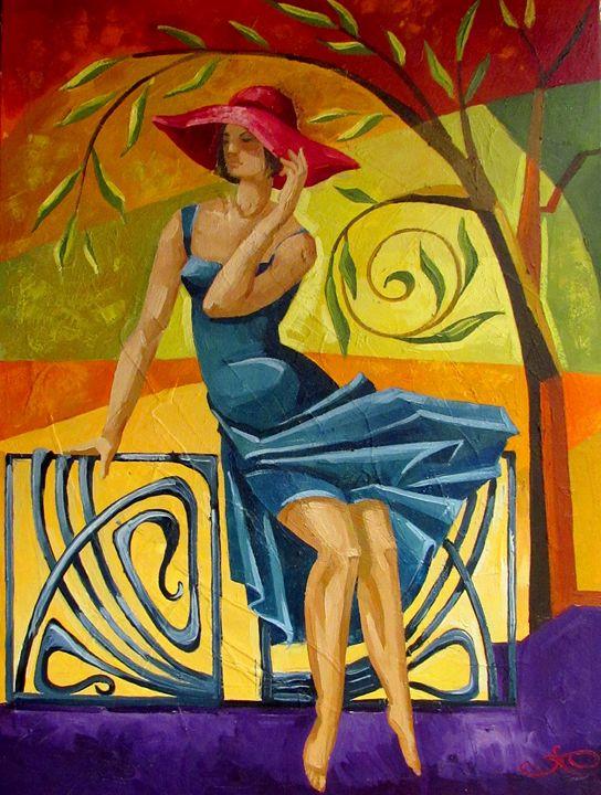 wind - Anna Kolos