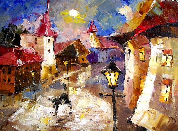 City street - Anna Kolos