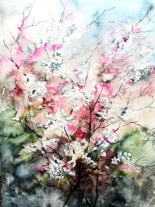 Impressions de printemps - Ewa REY