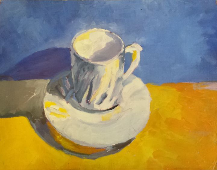 Tea Time - Molly Dallimore