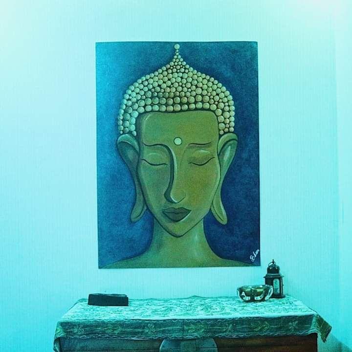 Buddha - B.Luna's Art gallery