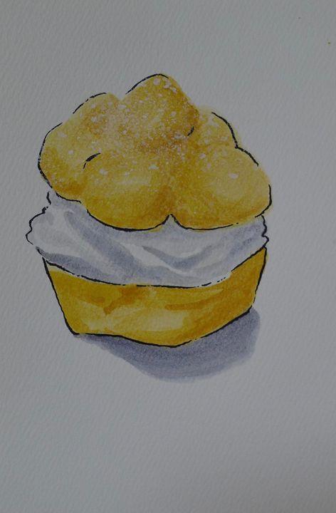 Cream Puff - Simply Sweet