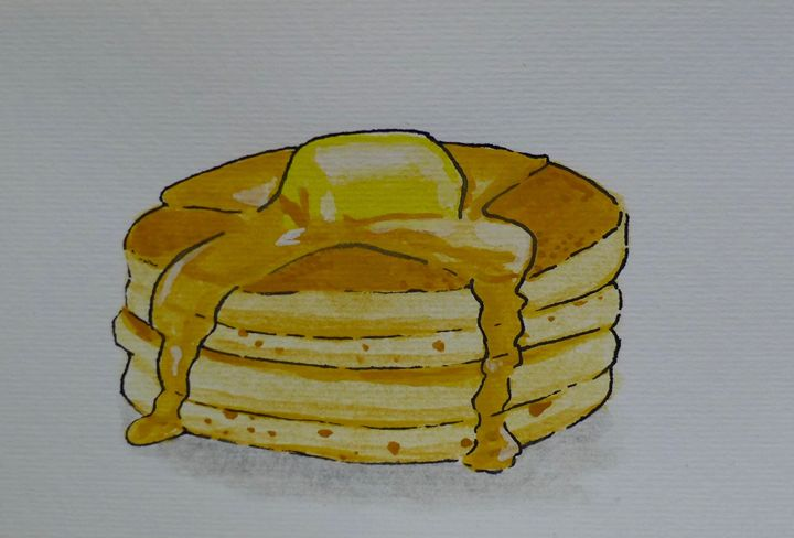 Pancakes - Simply Sweet