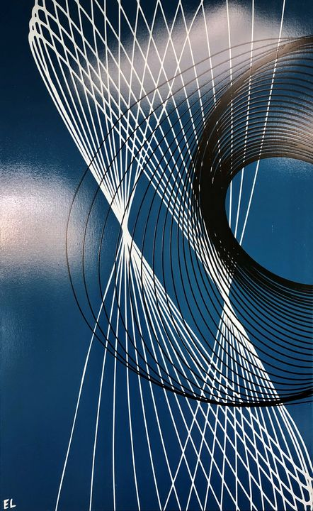 Pendulum Blue - Ethan L