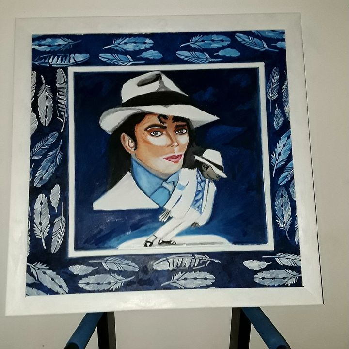 Michael Jackson Smooth Criminal - Artistic7