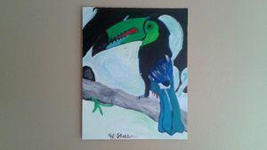 Pretty Bird - Artistic7Hidden@Best