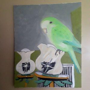 Pretty Bird In Action #2