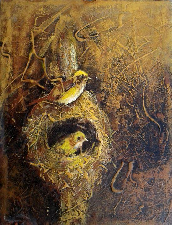 Sweet Home - Arzana Art