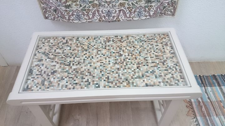 Mosaic table - Yousef's ART