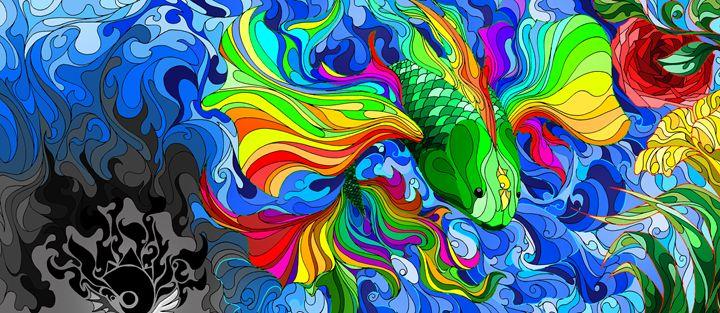 Spectrum - The Art of Ariff Amin