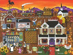 """Cora's one stop farm"" - Bill W. Dodge"