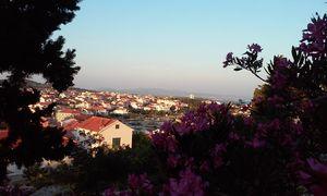 Beautiful landscape in Croatia