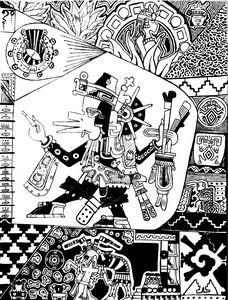 Quetzalcóatl & Mayahuel