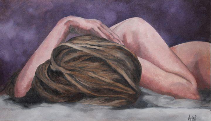 As she sleeps - Anni